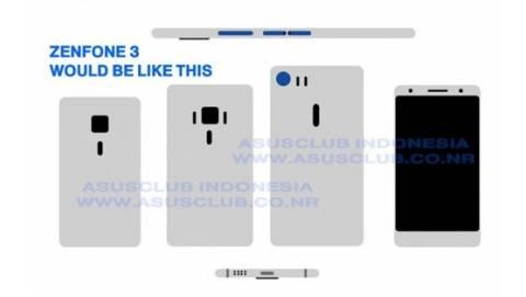Asus ZenFone 3 sẽ trang bị camera 23MP?