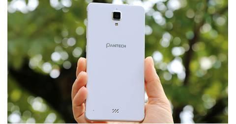 Sky Pantech V950 chống nước có giá tầm trung lộ diện