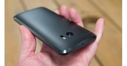HTC 10 trình làng: Loa kép Hi-Fi Boomsound, pin 2 ngày