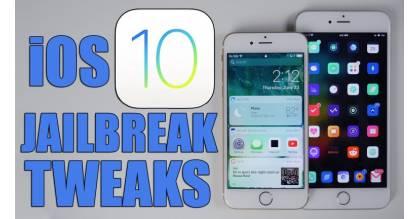 Danh sách tweak tương thích với iOS 10