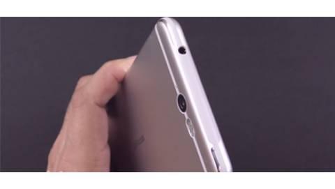 Hình ảnh InFocus M812 mẫu điện thoại mới nhất của InFocus ra mắt tại Ấn Độ