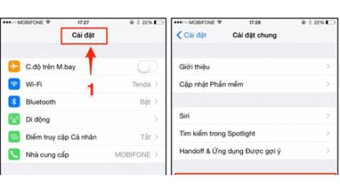 Hướng dẫn lọc tiếng ồn để cải thiện âm thanh cuộc gọi trên IOS 8