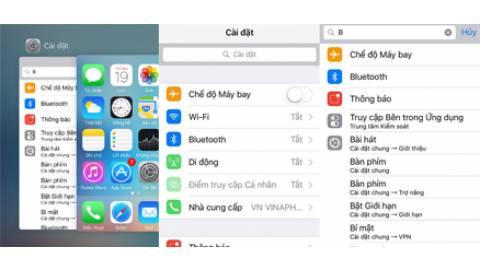 Bài trải nghiệm iOS 9 trên iPhone 4s, liệu có nên nâng cấp