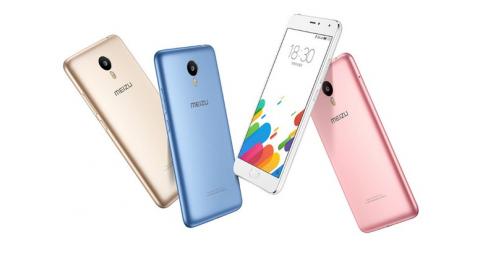Meizu Blue Charm Metal – Smartphone giá rẻ cạnh tranh với Redmi Note 2