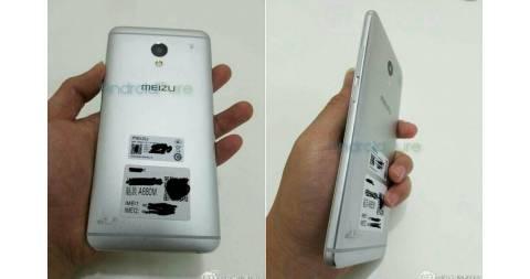Meizu M1E có thể chỉ là một bản nâng cấp chip?