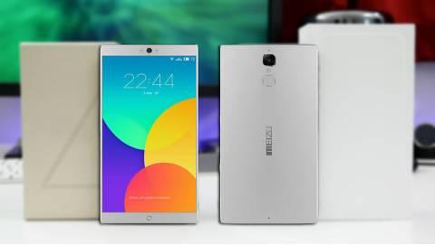 Meizu MX6 có thể được trang bị con chip Helio X20