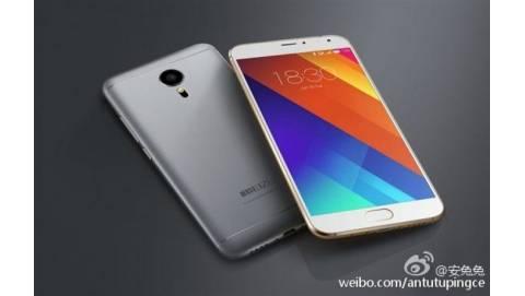 Meizu MX6 lộ ngày trình làng vào 20 tháng 6