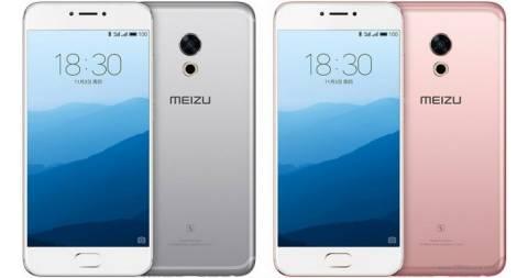 Meizu Pro 6s được nâng cấp camera và dung lượng pin
