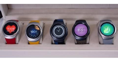 Bộ đôi smartwatch cao cấp Samsung Gear S2 và S2 Classic trình làng