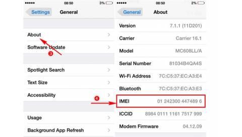 Các lệnh bí ẩn trên iPhone có thể bạn chưa biết