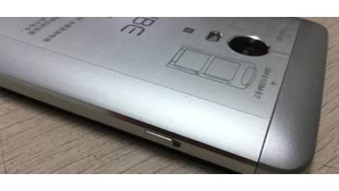Lenovo Vibe P1 lộ thêm thông tin về cấu hình và thiết kế