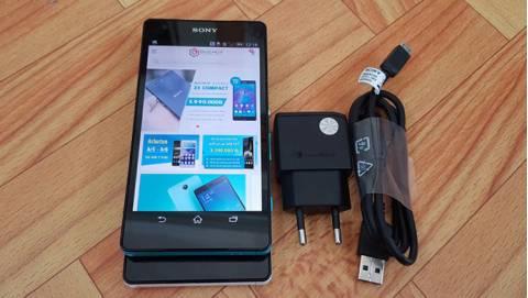 Hình ảnh thực tế Sony Xperia ZL2 Nhật giá 3,4 triệu tại Duchuymobile.com