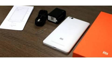 Hình ảnh Xiaomi Mi 4c đầu tiên tại Việt Nam