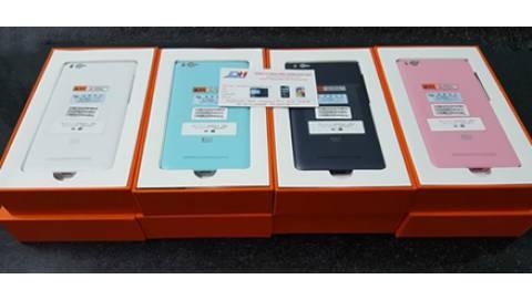 Mở hộp Xiaomi Mi 4c đủ màu tại Đức Huy Mobile