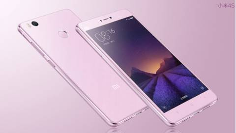 Xiaomi Mi 4s trình làng có màn hình 5 inch, chạy chip Snapdragon 808