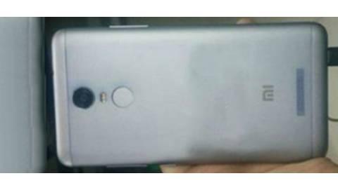 Xiaomi Redmi Note 2 Pro lộ diện với cảm biến vân tay mặt lưng