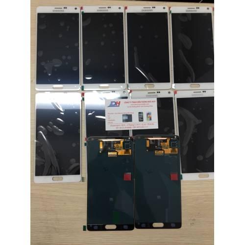 Thay màn hình, mặt kính Samsung Galaxy Note 4