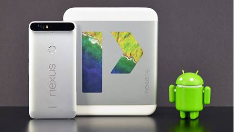 Huawei Nexus 6P - RAM 3GB, màn hình 2K xuống giá dưới 7 triệu