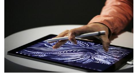 Các cửa hàng Apple liên tục bị đánh cắp bút cảm ứng của iPad Pro