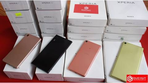 Hình ảnh Sony Xperia XA Ultra đầy thanh lịch giá chỉ tầm 4 triệu