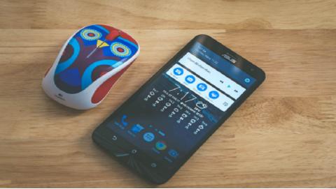 Cách mang widget giống iOS lên trung tâm thông báo của Android