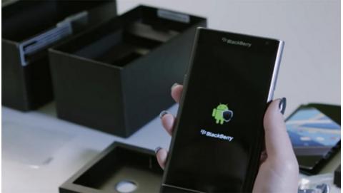 Mở hộp BlackBerry Priv phiên bản không khóa mạng đầu tiên tại Việt Nam