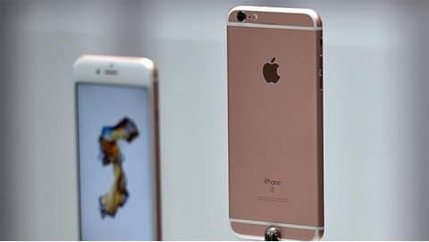 iPhone 6S Lock và iPhone 6S quốc tế, so sánh: sóng, pin và 3G