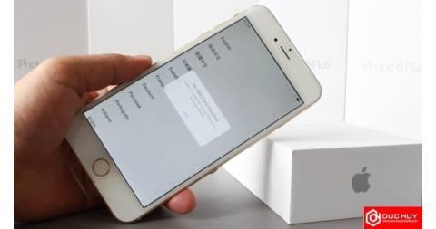 So sánh iPhone 6 Plus Lock và chưa active: nên mua bản nào?