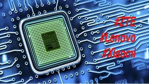 ZTE, Lenovo và Xiaomi đang có ý định tự sản xuất chip riêng