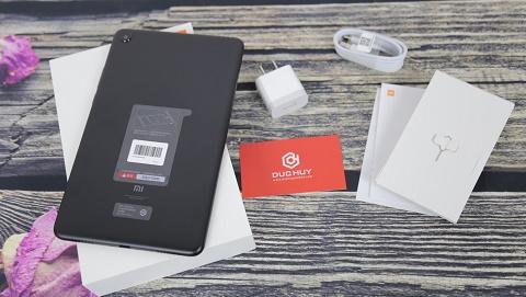Mua trả góp Xiaomi Mi Pad 4 tại Đức Huy Mobile, lãi suất 0%