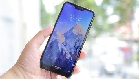 Trên tay Xiaomi Redmi 6 Pro giá rẻ tại Đức Huy Mobile
