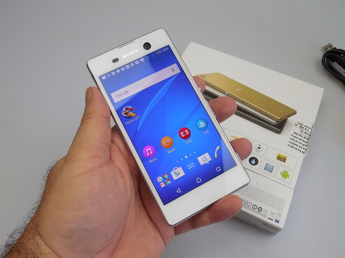 Sony Xperia M5 Dual Full Box