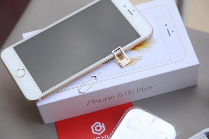 iPhone 6s Plus màu vàng--
