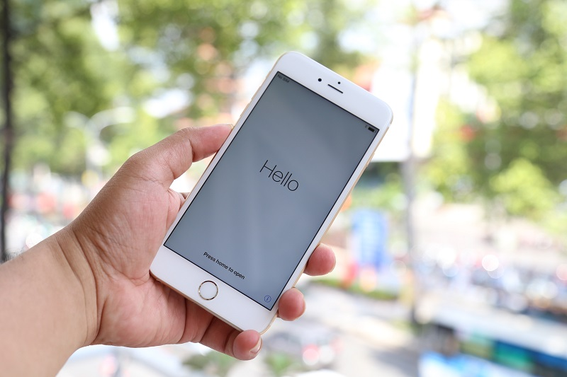 iPhone 6s Plus màn hình