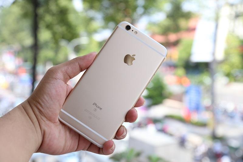 iPhone 6s Plus màu vàng giá rẻ