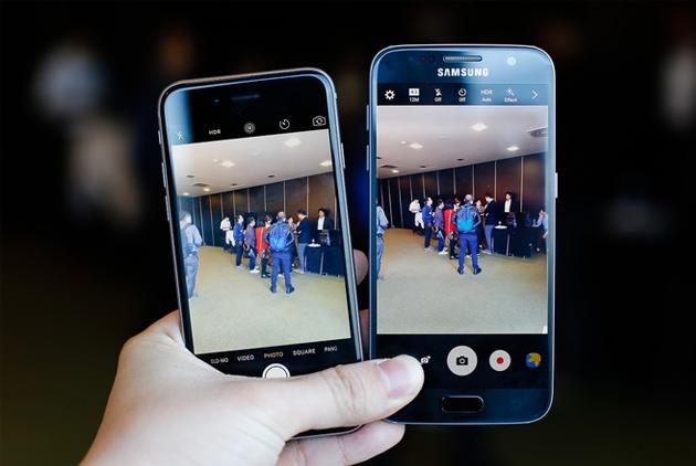 Camera Samsung Galaxy S7 2 SIM
