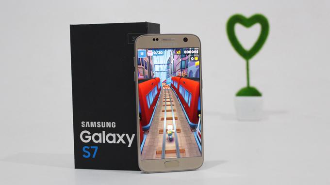 Mua Samsung Galaxy S7 2 SIM