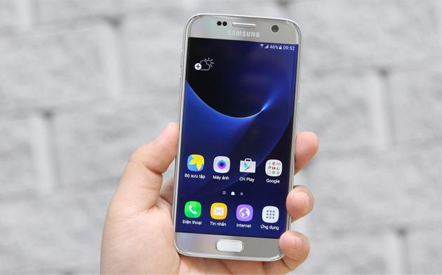 Samsung Galaxy S7 2 SIM giá rẻ