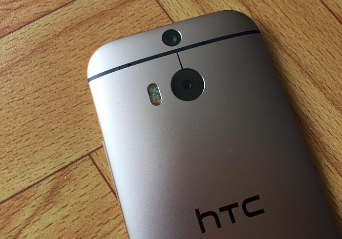 Đập hộp HTC One M8 4