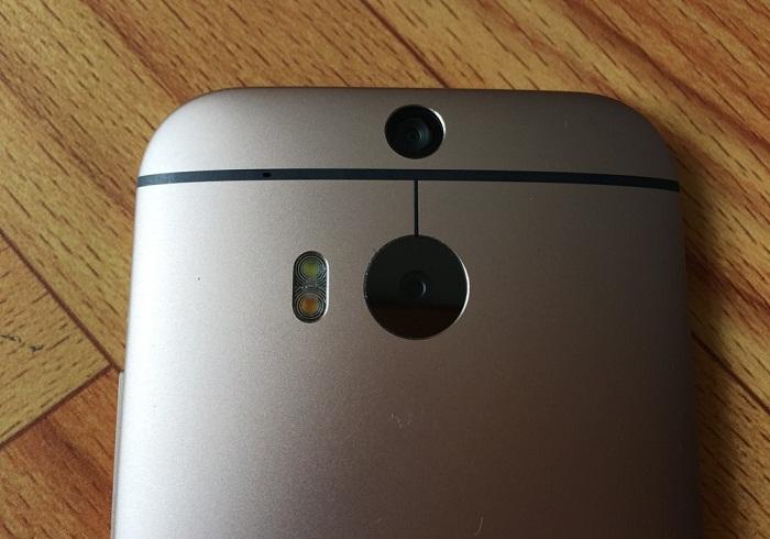 Đập hộp HTC One M8 6
