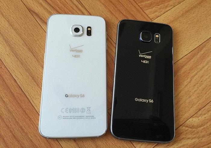Đập hộp Samsung Galaxy S6 32GB 1