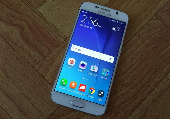 Đập hộp Samsung Galaxy S6 32GB 4