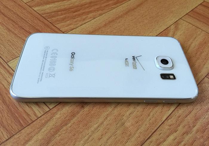 Đập hộp Samsung Galaxy S6 32GB 7