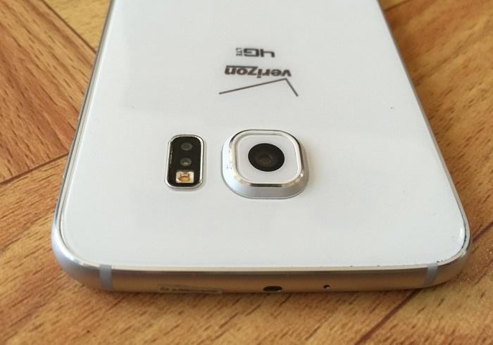 Đập hộp Samsung Galaxy S6 32GB 9