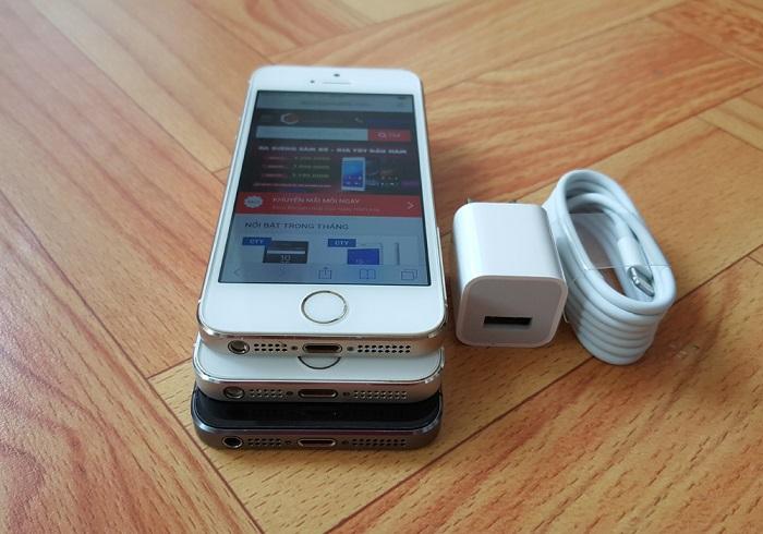 iPhone 5S giá bao nhiêu