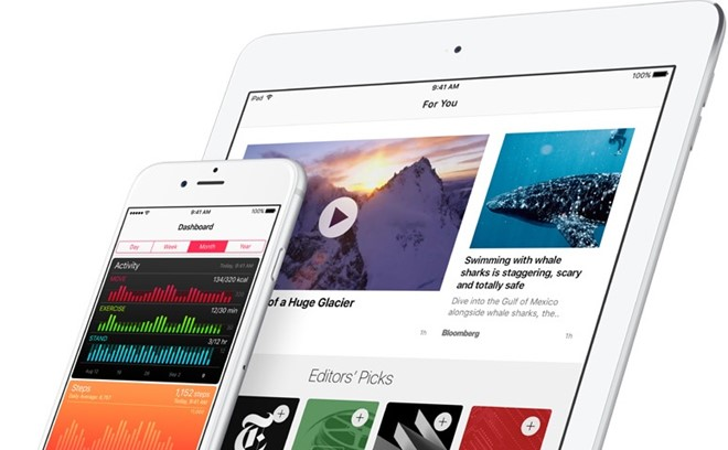 iPhone 6S bị lỗi