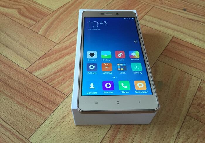 Đập hộp Xiaomi Redmi 3 giá 3,3 triệu đồng tại Duchuymobile.com - 1