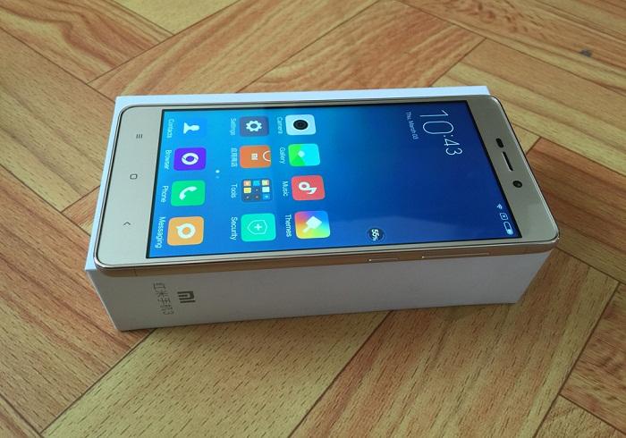 Đập hộp Xiaomi Redmi 3 giá 3,3 triệu đồng tại Duchuymobile.com - 2