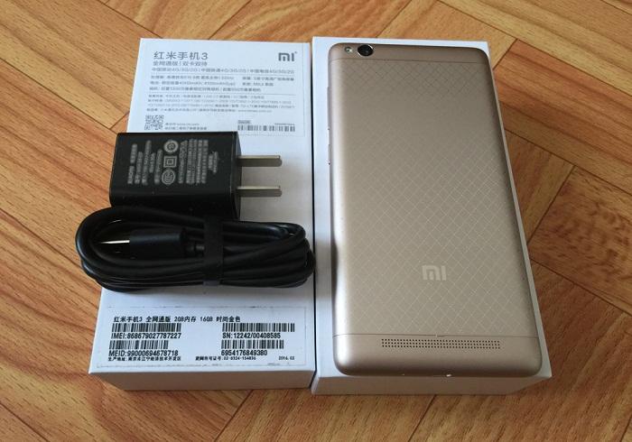 Đập hộp Xiaomi Redmi 3 giá 3,3 triệu đồng tại Duchuymobile.com - 5