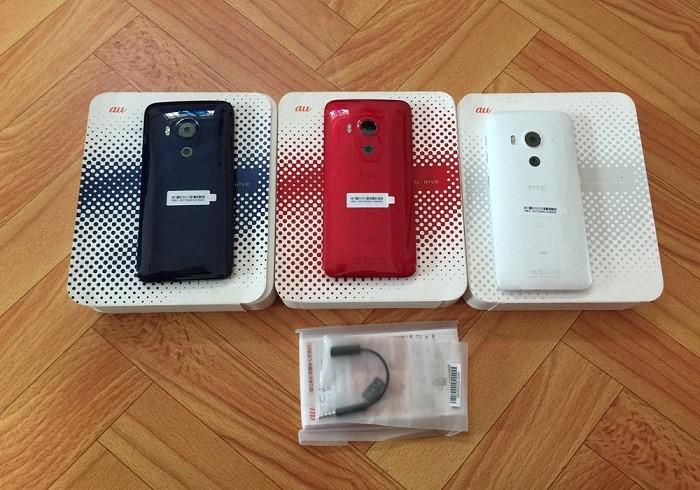 Điện thoại HTC J Butterfly 3